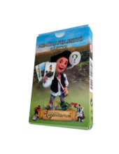 Székelyföldi Legendárium Memóriakártya