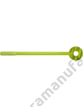 zöld fánkos toll