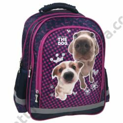 The Dog kutyás iskolatáska hátizsák