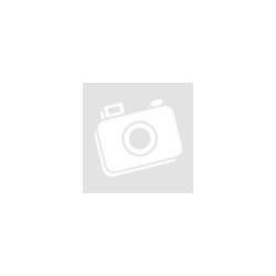 Karácsonyi matrica 15x17 cm - piros