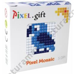 XL Pixel készlet, 4 XL színnel, tukán (6x6 cm)