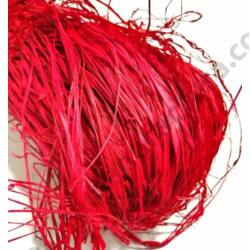 Raffia piros