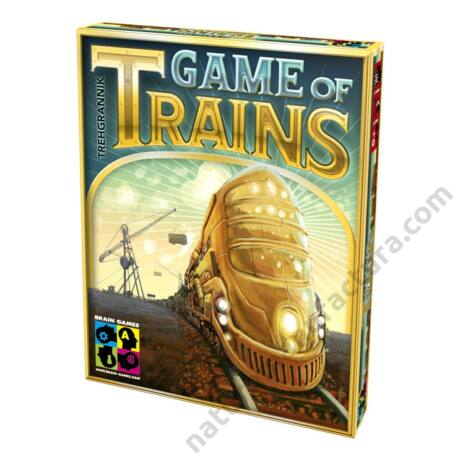 Sínen vagyunk - Game of Trains